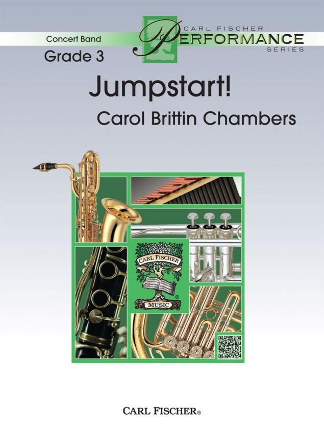 Jumpstart Cover CF2
