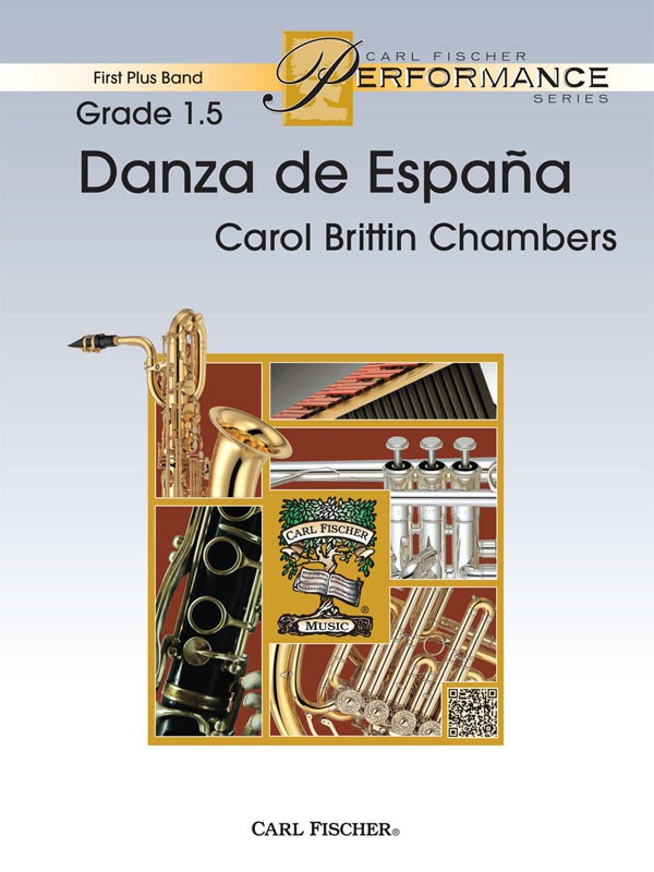 Danza de Espana Cover CF